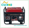 Portable China 2kw 2.5kw 3kw 4kw 5kw 6kw gasoline generator For Sale