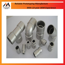 Professional customized CNC machining service metal cone