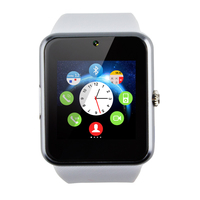 2016 Factory direct gift promotion hot sale mtk smart watch GT08 DZ09 U8 A1 camera watch