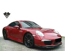 Carbon Body Kit For 2013-UP Pors Carrera 911 991 vors style CF Body Kit