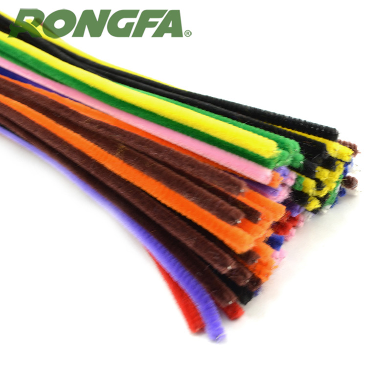 Fashion 6mm <strong>x12</strong> inch craft wire pipe cleaners for kids