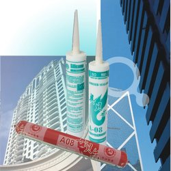 Heat resistant Silicone Structural Sealant for Curtain Wall with lone life use