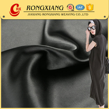 Fabric textile supplier cheap spandex polyester dress satin fabric