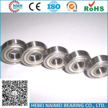 689 Bearing 9*17*4mm 420 stainless steel s698rs bearing