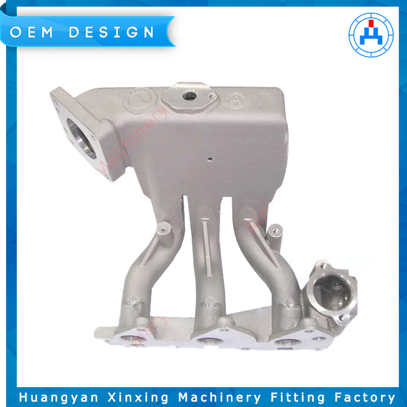 Wholesale OEM Service Industrial Polished Components Aliminium Gravity Casting