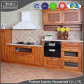 new model design home furniture luxury wood kitchen cabinet