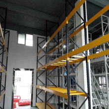 Collapsible Container Warehouse Heavy Duty Pallet rack Manufacturer