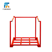 Heavy duty industrial vertical storage stacking rack