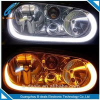 Guangzhou B-deals supply Cuttable flexible led drl for car headlights