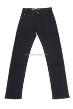 V0036 Black Denim Trousers Jeans Pent for Men