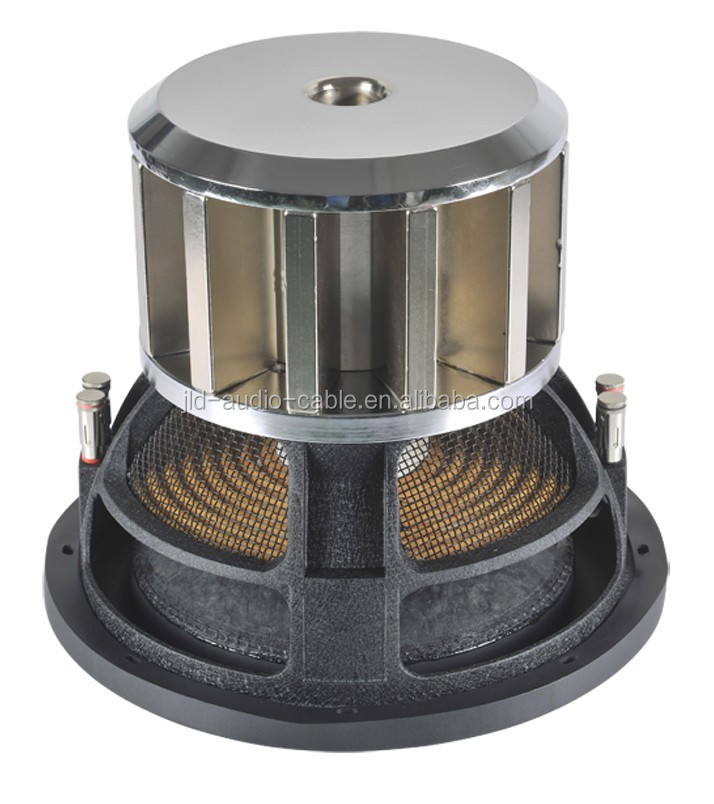 "Neo motor subwoofer 10"" 12"" 15"" 18"" car audio subwoofer with neodymium magnet speakers subwoofer"