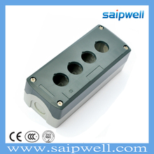 SAIP/SAIPWELL 168*68*54 Electrical Plastic Control Box IP65 Waterproof ABS Enclosure