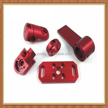 High quality cnc machining service for aluminum parts