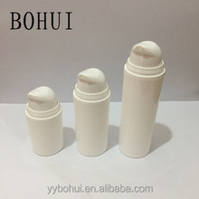 15ml 30ml 50ml airless pump bottle, lotion cream bottle, airless cosmetic bottle packaging for cream
