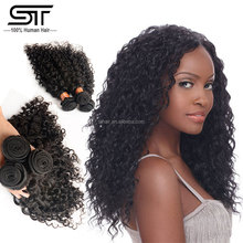Unprocessed New Arrival afro kinky human hair, Long Lasting afro kinky human hair weave