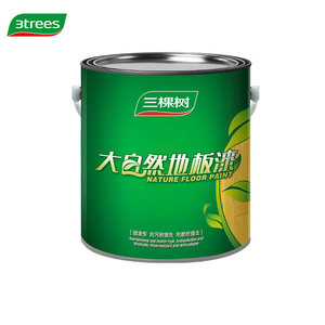 3TREES anti-scratch and stain performances basketball /car parking court epoxy garage floor paint