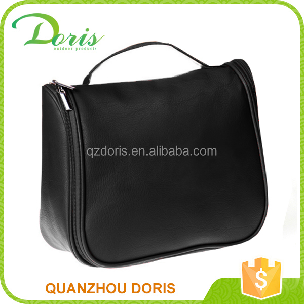 China manufacture mens leather toiletry bag for <strong>travel</strong>