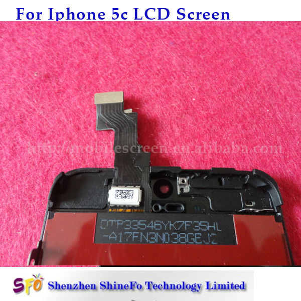 display digitizer for iphone 5c