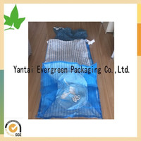 1 ton super sacks for packing onions blue mesh bag