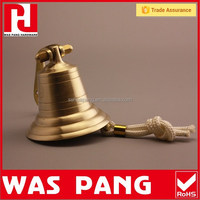 Guangdong factory wholesale brass church bells 4inch to 12inch