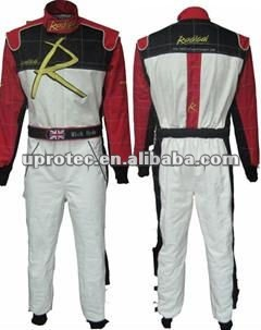 Popular kevlar race suits