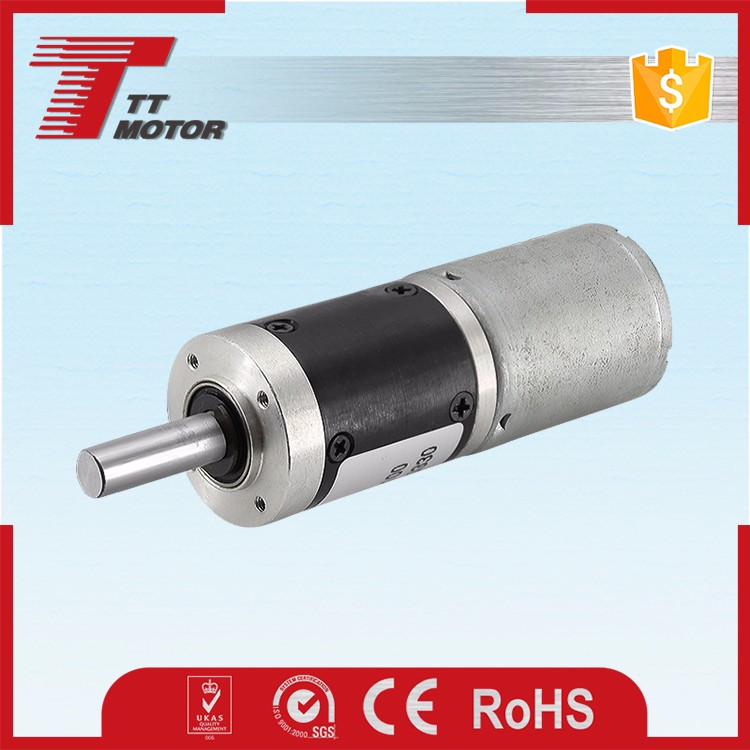 0.01-0.5g cm Rated torque 16mm dc electric 12v small gear motor