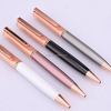 Rose Gold Metal Ball Pen