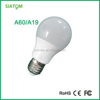 Ienergy premium quality 7w led bulb e27 anti glare light with CE/FCC/ROHS certificate of China origin for home using