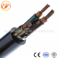 Rubber Sheathed Flexible Mine Cables