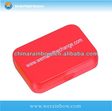 plastic medicine child proof pill box