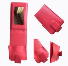 PU leather Lipstick Case