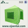 3x3m 10x10' Best Quality Hexagon 50mm Folding Gazebo Stretch Tent