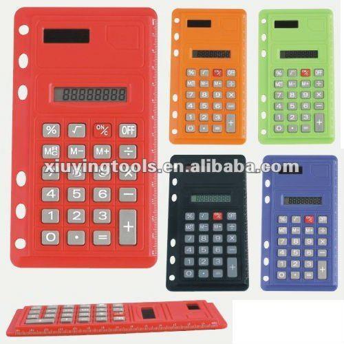 Cal 7 Page Calculator