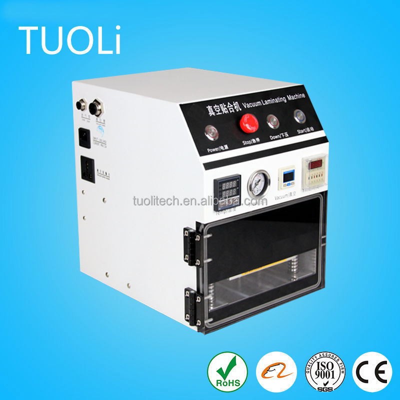 new product TL 108 Oca laminator equipment no need mould mobile phone cellphone repairing tools