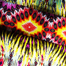 Hotsale african digital print 82% polyester 18% spandex fabric for swimsuit