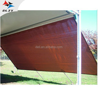 350gsm UV Protection HDPE Fabric Sun Shade For Car
