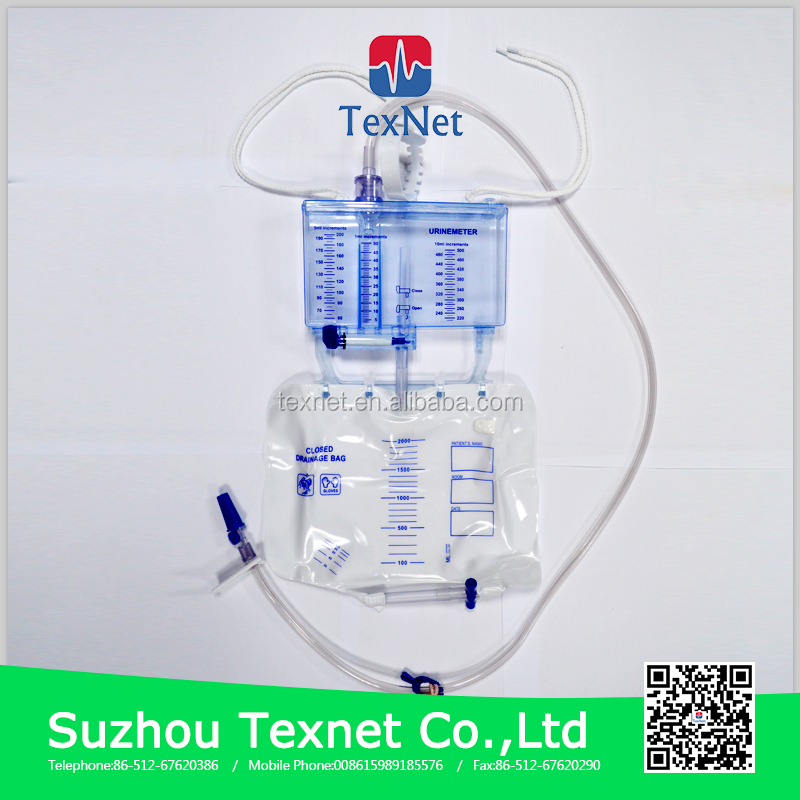 Texnet Medical Disposable Urine Meter Disposable Urine Bottles