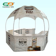 5 person 3m customized commercial gazebo big dome tent