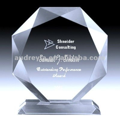 Crystal Award(AC-AW-023)