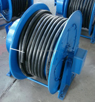 Metal Electric Cable Reel 15m