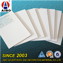 Factory For Sale Advertising Material White Extruding Pvc Board