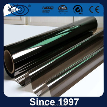 We are manufacturer 1 ply car window premiere deep dye film 3 years warranty against fading