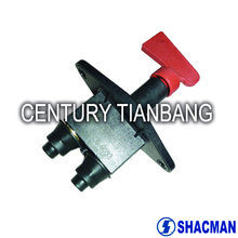 SHACMAN 81.25506.6033 Main Battery Switch Car And Auto Spare Parts Used For Trucks