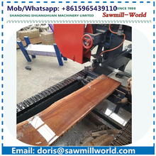 electric portable sawmill