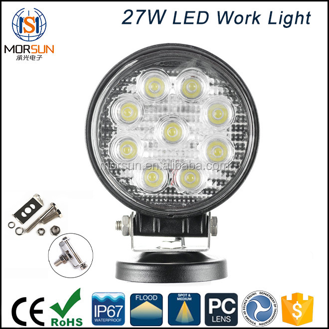 vehicle led lights 4x4 driving light for car tuning