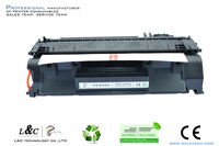 China Manufacturer CE505A laser toner cartridge for original HP printer