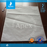 non woven fabric custom printed cheap drawstring shoe dust bag