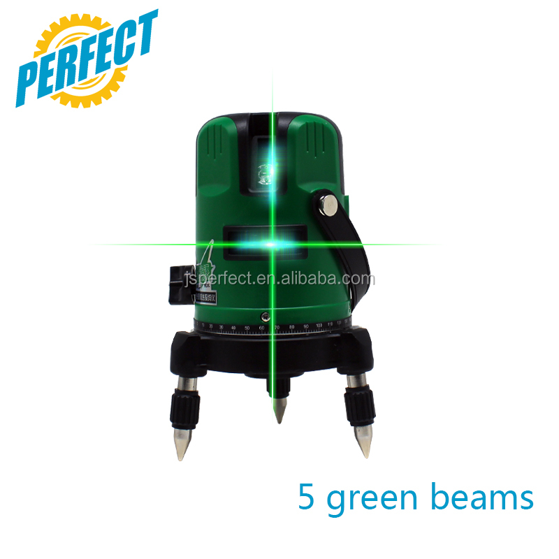 New self-leveling cross line intense green beam laser line <strong>level</strong> 360