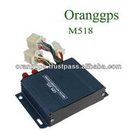 car gps tracker with cell phone and online track M518