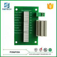 Electronic GPS Printed Circuit Board Manufacturer GPS PCB Assembly Factory in China